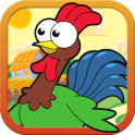 Farm Family Games: Learning Puzzles for Kids