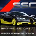 SSC Shaks Specialist Cars