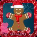 Gingerbread man Dress up game