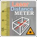 Laser Distance Meter cam tool