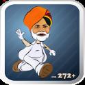 Modi Run For 272+