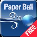Paper Ball (Free): Roll n Jump