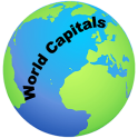 World Capitals Widget