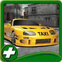 City Taxi Parking Game 3D