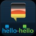 Learn German Hello-Hello