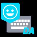 Danish Dictionary - Emoji Keyboard