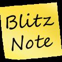 Blitz Note