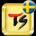 Swedish for TS Keyboard