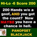 Panopset Blackjack