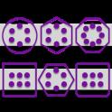 Stamped Purple Pack SL Theme