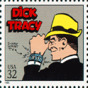 Comics on Stamps