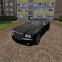 Black Cars Parking Simulator