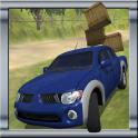 Cargo Transporter Pick-up 3D