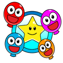 Pop Smiley Balloons