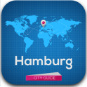 Hamburg map & guide