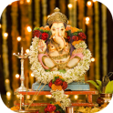 Lord Ganesha Live Wallpaper HD