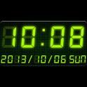 एलईडी डिजिटल घड़ी -Me Clock