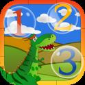 Dino Preschool Learning Games Kids & Toddler ❤️