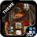 Next Launcher Dragon Theme