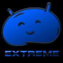 JB Extreme Launcher Theme Blue