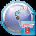 コンパス:GPS、検索、ナビゲート