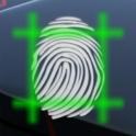 Fake lie detector joke scan