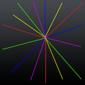 Magic Laser Live Wallpaper
