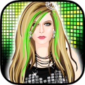 Avril Lavigne Dress up Spiel
