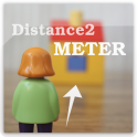 Distance2Meter camera measure