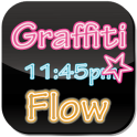 Graffiti fluxo! Live Wallpaper
