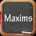English Maxims
