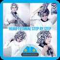 Hijab Tutorial Schritt