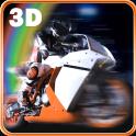 Motor Bike Racing Parking