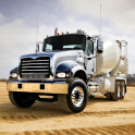 Wallpapers Mack Granite LKW