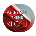 L RED Android Theme CM11/PA