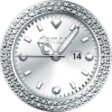 diamond Collection Watch Face