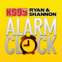KS95 Ryan/Shannon Alarm Clock