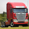 Puzzle Freightliner camionnage