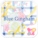 ★Temas gratuitos★Blue Gingham