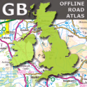 GB Offline Road Map