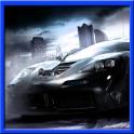 Cartoon Car Racing
