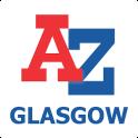 Glasgow A-Z Map by Zuti