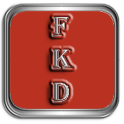 Steel Rojo Icon-Most Launchers