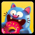 Cubicle Cat Superstar!