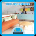 コーヒーテーブルデザインアイディア