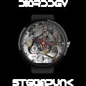 Steampunk Watchface for Wear