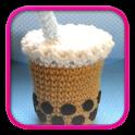 Boba Milk Tea Crochet Pattern