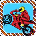 Brave Moto Rider