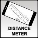 Distance Camera Meter