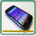 review Samsung Galaxy S Blaze